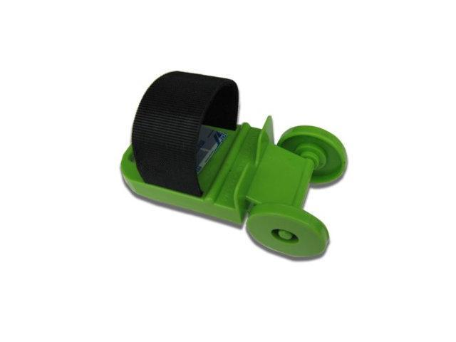 Ski-Amigo - Puts Wheels On Your Skis & Helps Buckle Your Boots - The Skiers Friend