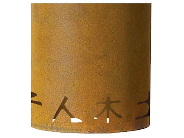 6Inches Chinese Symbols Bell