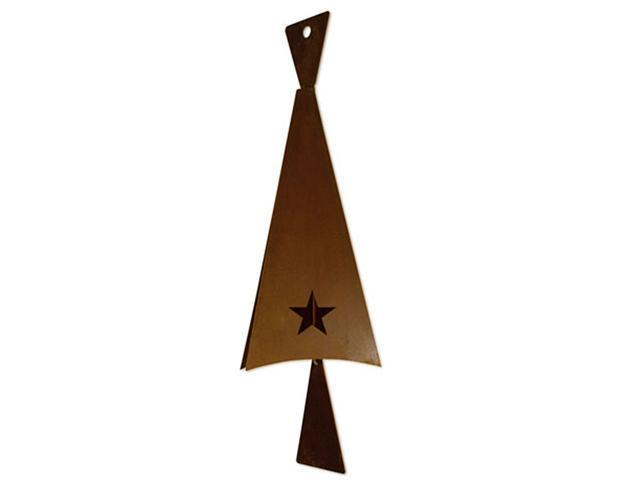 Patina Products Celestial Triangle Bell - Small