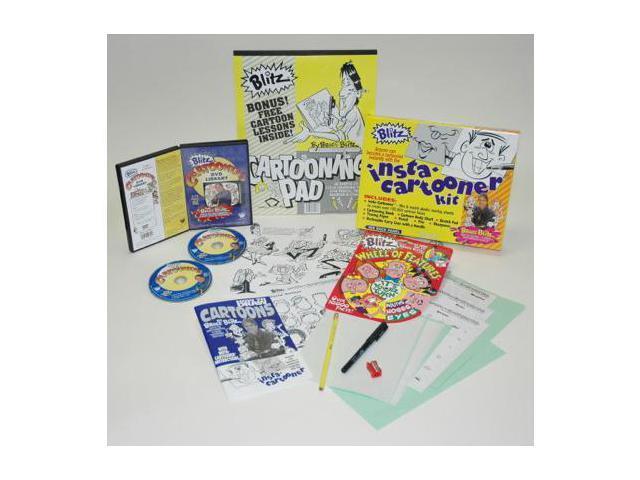 Weber Blitz Special Insta-Cartooner Value Kit