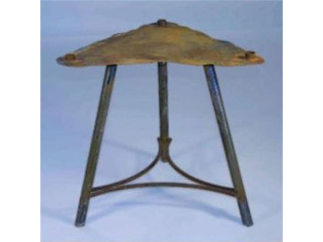 Fire Pit Display Stand - 24 in