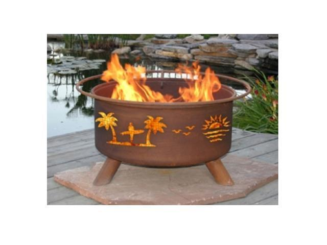 Patina Products Pacific Coast Classic Fire Pit
