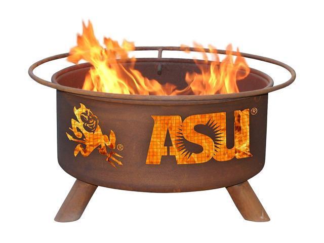 Patina Products Arizona State University Fire Pit