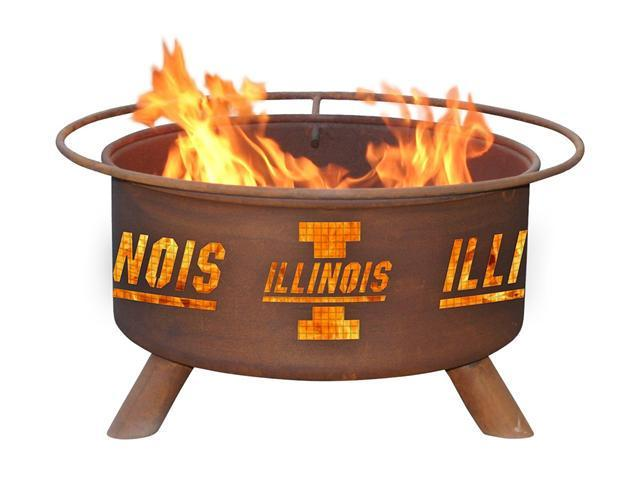 Patina Products Illinois Fire Pit