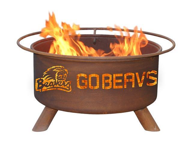 Patina Products Oregon State Fire Pit