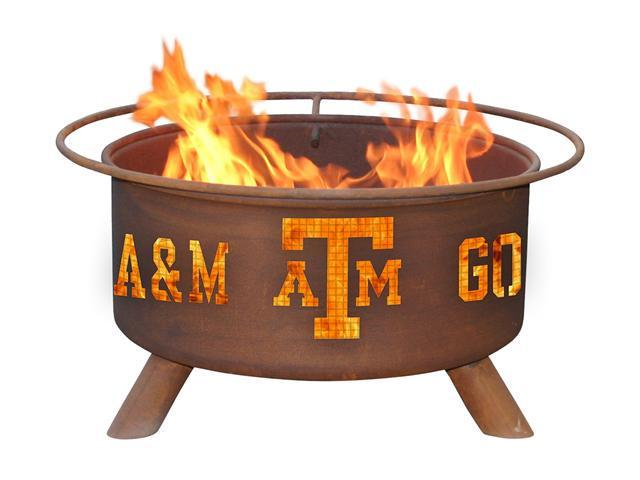 Patina Products Texas A&M Fire Pit
