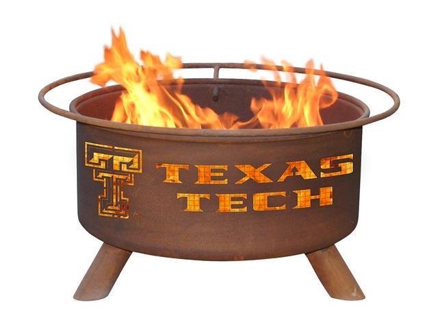 Patina Products Texas Tech Fire Pit