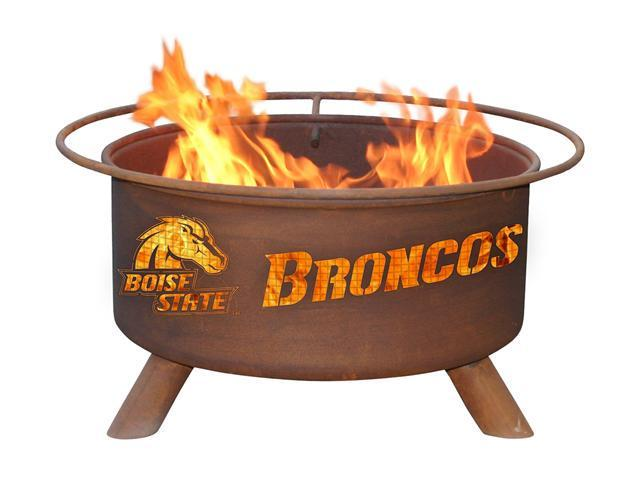 Patina Products Boise State Fire Pit