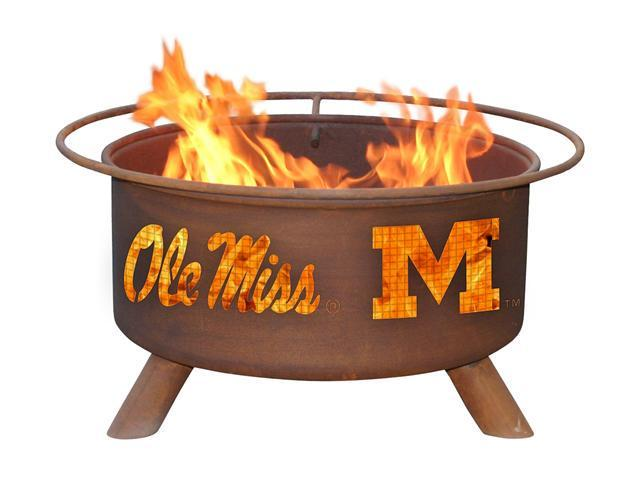Patina Products Ole Miss Fire Pit