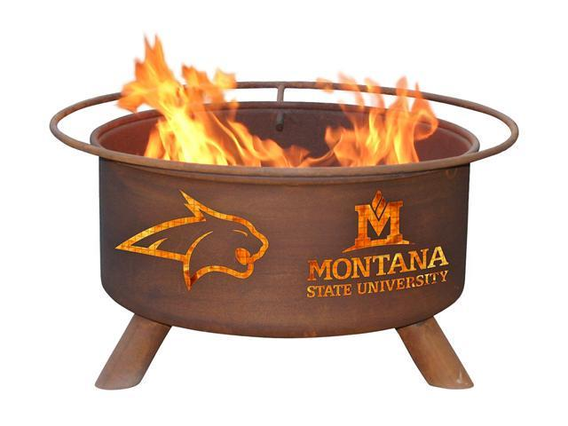 Patina Products Montana State Fire Pit
