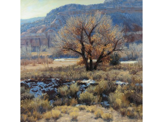 FOV Editions Giclee Below Zion By Valoy Eaton - 20