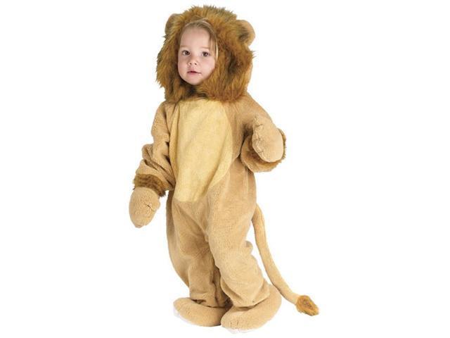 Infant Cuddly Lion Costume by FunWorld 9667