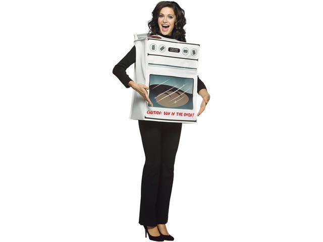Bun In The Oven Adult Costume - Standard