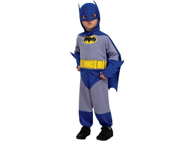 Infant / Toddler Brave and Bold Batman Costume Rubies 885794