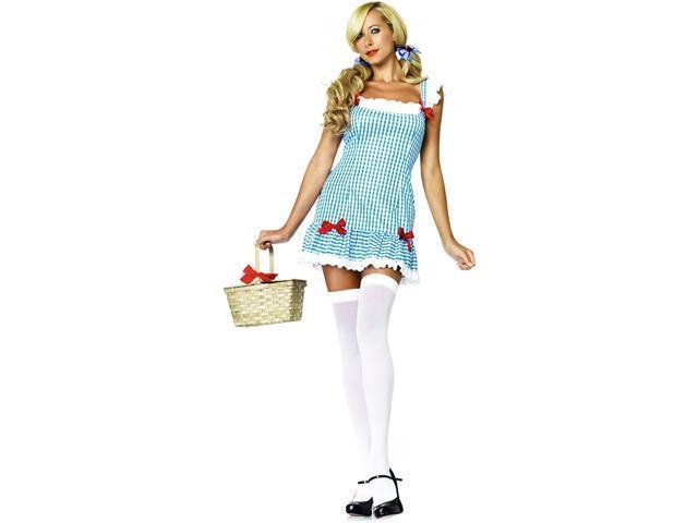 Darling Dorothy Sexy Fairytale Costume Leg Avenue 83654