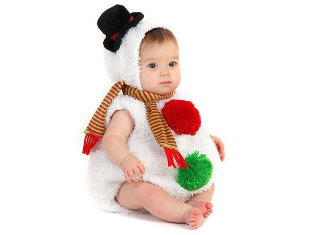 Baby Snowman Infant/Toddler Costume