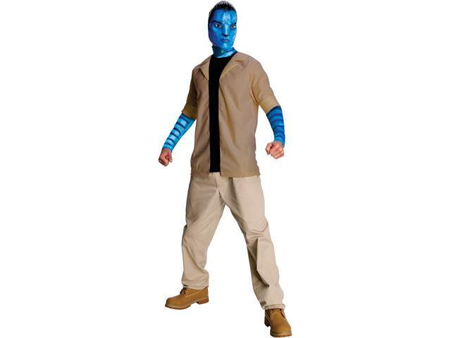 Avatar Movie Jake Sully Adult Costume