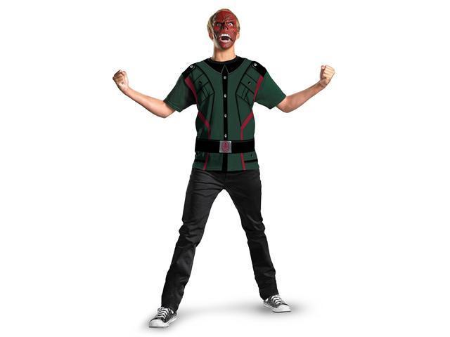 Captain America Movie - Red Skull Plus Adult Costume Kit