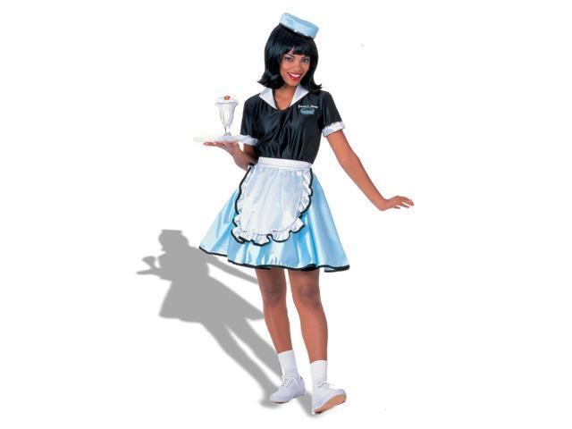 Adult Car Hop Costume Rubies 15917