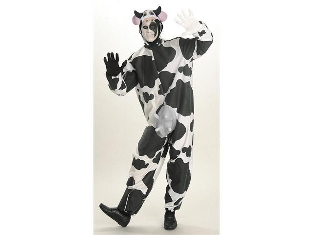 Comical Cow Costume for Adult