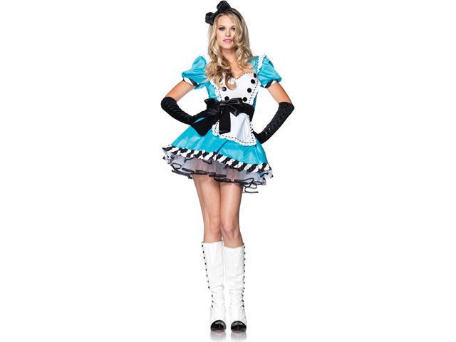 Charming Alice Adult Costume