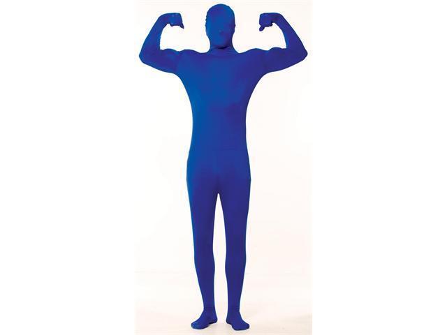 Blue Skin Suit Adult Costume