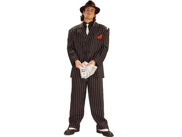 20's Chicago Gangster Adult Costume