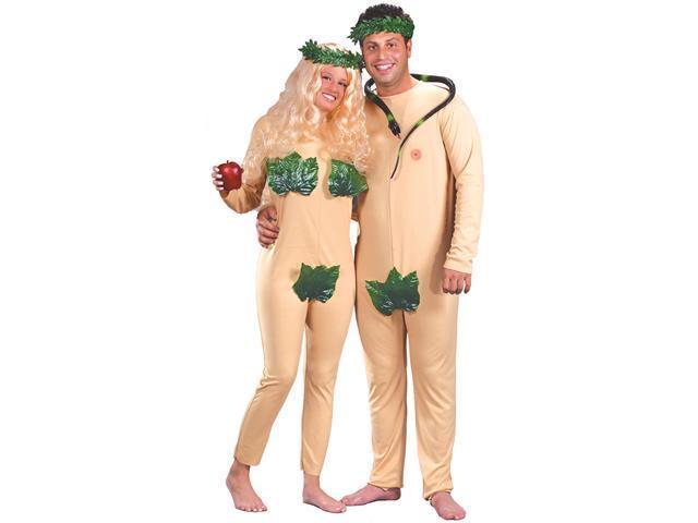 Adam & Eve  Adult Costume