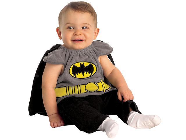 Batman Bib Newborn Costume
