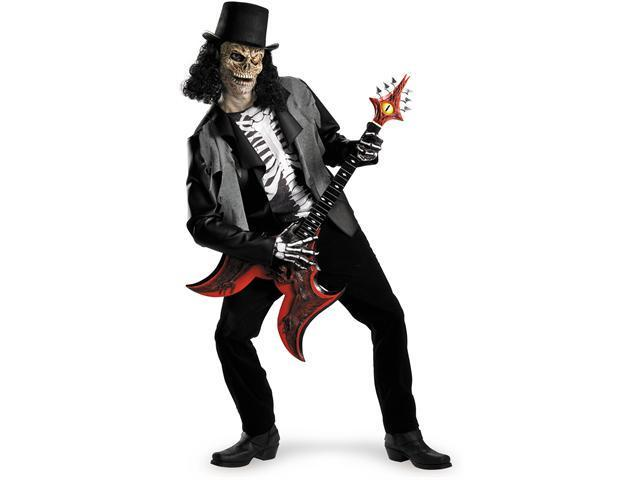 Adult Deluxe Cryptic Rocker Costume