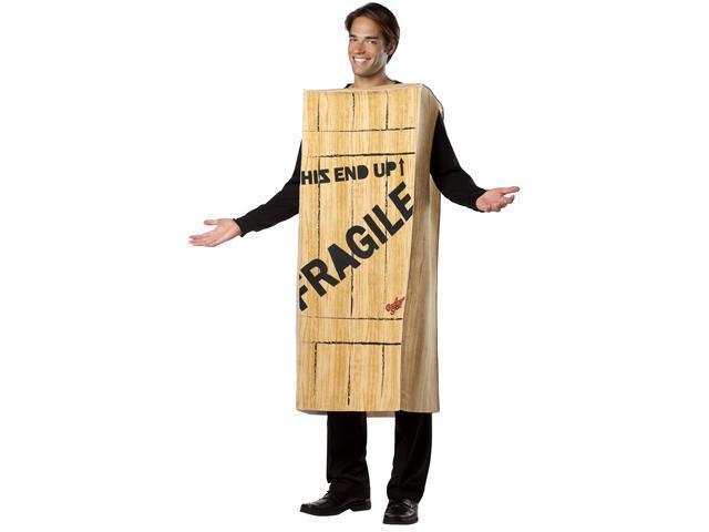 Adult Christmas Story Fragile Costume Rasta Imposta 4331