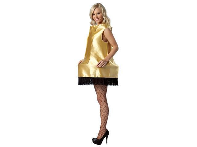 Adult Christmas Story Leg Lamp Costume Rasta Imposta 4332