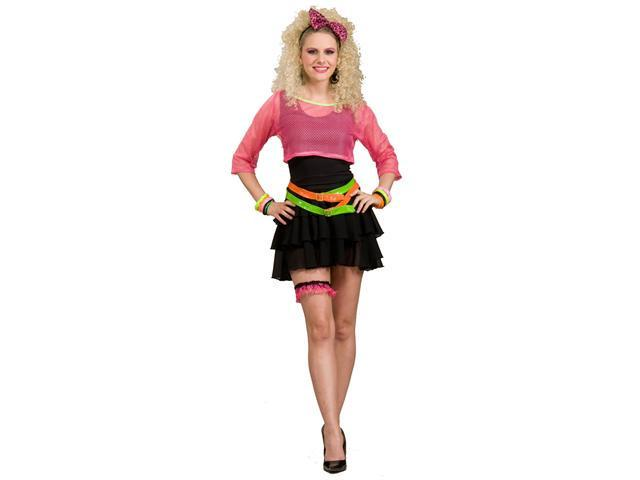 80s Groupie Women's Costume