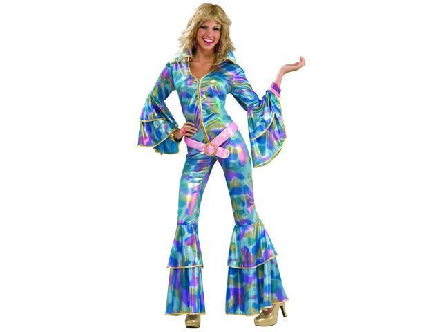 Adult Disco Mama Costume Forum Novelties 62836