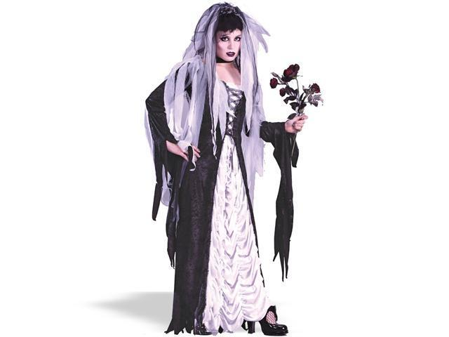Adult Bride Of Darkness Costume FunWorld 1424
