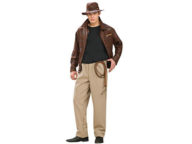 Adult Indiana Jones Costume Rubies 888674