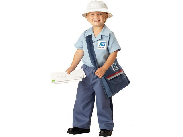 Toddler Postman Costume