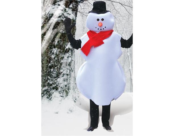 Adult Mr. Snowman Costume Rasta Imposta 7114