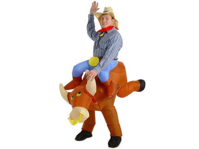The Illusion Bull Rider  Adult