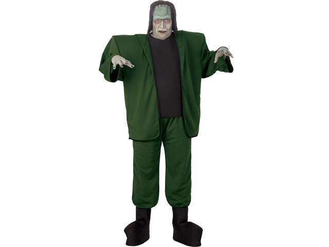 Adult Plus Frankenstein Costume Rubies 17318