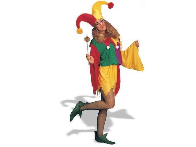Adult King's Jester Costume Rubies 15018