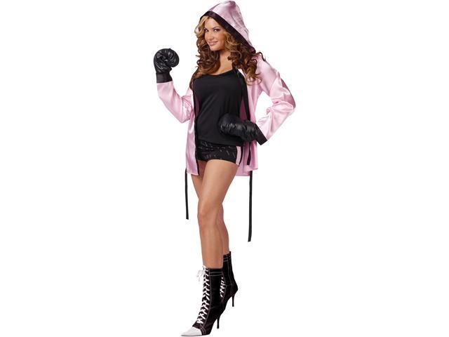 Knockout! Sexy Boxer Adult Costume