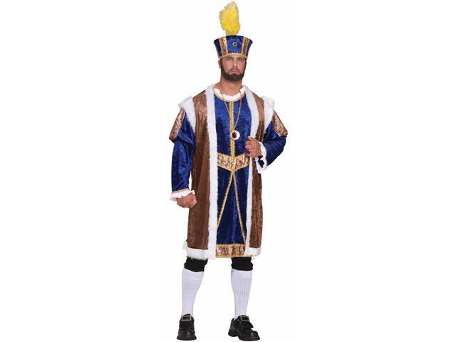 Adult Henry VII Plus Size Deluxe Costume