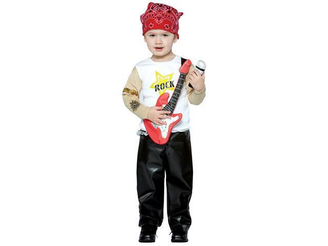 Future Rock Star Boy Toddler Costume