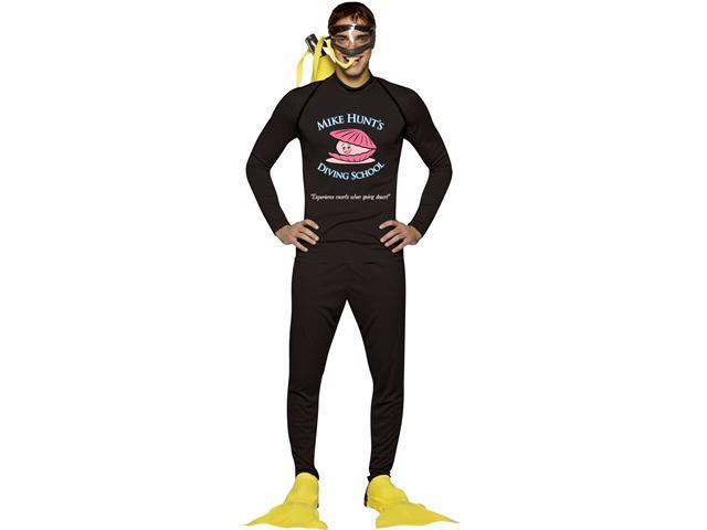 Muff Diver Adult Costume