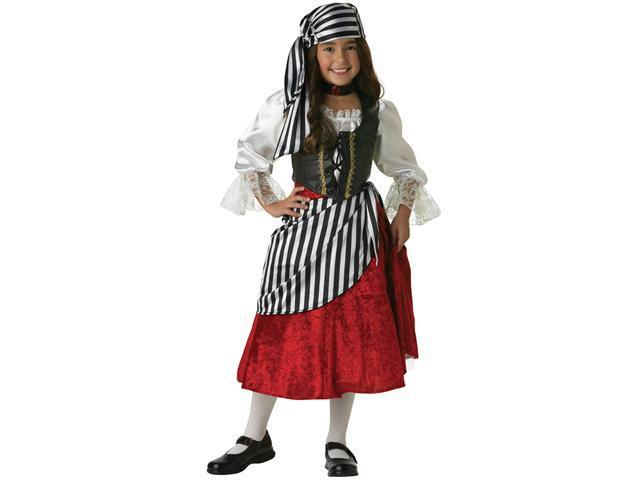 Child Premium Pirate Girl Costume Incharacter Costumes LLC 7004