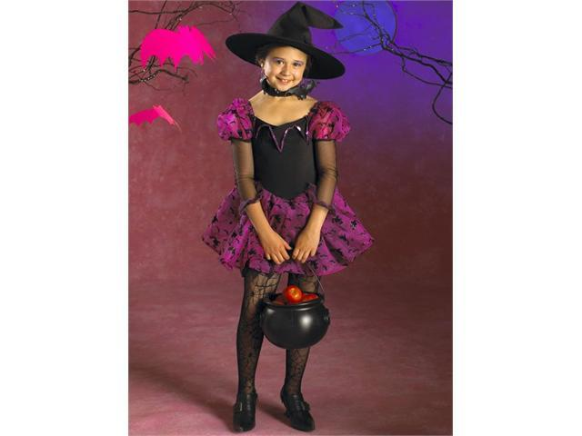 Moonlight Magic Witch Child Costume
