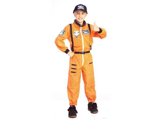 Child Astronaut Jumpsuit Costume Rubies 882700