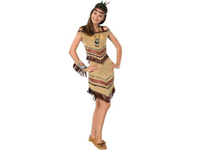 Teen Native American Princess Costume