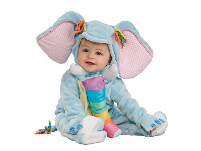 Infant Noah?s Ark Baby Elephant Costume Rubies 885708